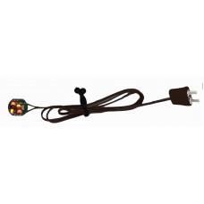 LED Flackerelektrik 4,5 Volt