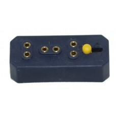 Batteriekappe mit ein und Ausschalter