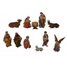 Krippenfiguren 11cm 11tlg
